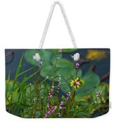 Nature Water Garden Weekender Tote Bag