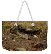 Nature Wins Weekender Tote Bag