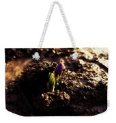 Nature Wins Every Time Weekender Tote Bag
