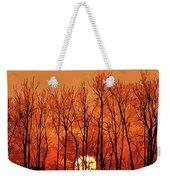 Nature's Altar Weekender Tote Bag