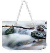 Natures Balance - White Water Rapids Weekender Tote Bag