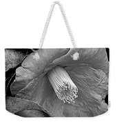 Nature's Beauty In Black And White Weekender Tote Bag