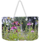 Natures Bouquet Weekender Tote Bag