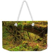 Nature's Bridge Weekender Tote Bag