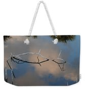 Natures Bridge In Color Weekender Tote Bag