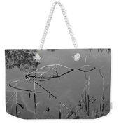 Natures Bridge Weekender Tote Bag