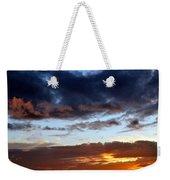 Nature's Canvas Weekender Tote Bag