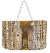 Nature's Cathedral Weekender Tote Bag