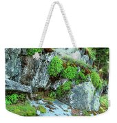 Nature's Collage Weekender Tote Bag