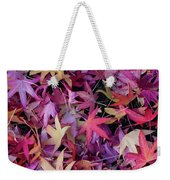 Nature's Confetti Weekender Tote Bag