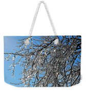 Natures Crystal Weekender Tote Bag