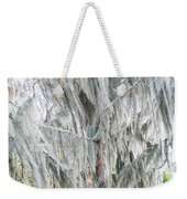 Natures Drapery At Okefenokee Swamp Weekender Tote Bag