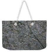 Natures Fairy Lights Weekender Tote Bag