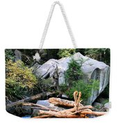 Nature's Filters Weekender Tote Bag
