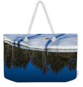 Natures Flip Side Weekender Tote Bag