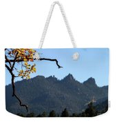 Nature's Frame Weekender Tote Bag