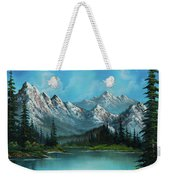Nature's Grandeur Weekender Tote Bag