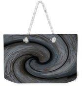 Nature's Illusions- Yin And Yang Weekender Tote Bag