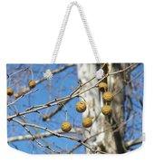 Nature's Ornaments Weekender Tote Bag