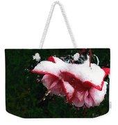 Nature's Ornament Weekender Tote Bag