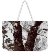Nature's Peace Sign Weekender Tote Bag