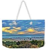 Nature's Playful Palette Weekender Tote Bag