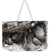 Nature's Roots Weekender Tote Bag