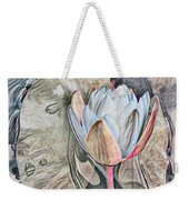 Nature's Softness Weekender Tote Bag