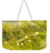 Nature's Sparkles Weekender Tote Bag