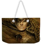 Nature's Spotted Ghost Weekender Tote Bag