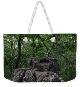 Nature's Throne Weekender Tote Bag