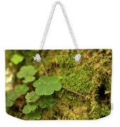 Natures Tiny Work Weekender Tote Bag