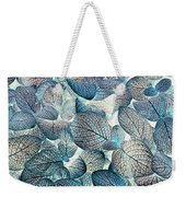 Nature's Tracery Weekender Tote Bag