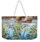 Natures Union At Monterey Robert Lyn Nelson Weekender Tote Bag
