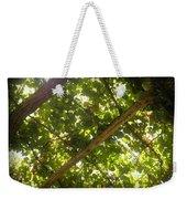 Nature's Upward View Weekender Tote Bag