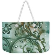 Natures Whimsy 9 By Madart Weekender Tote Bag