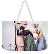 Naughty Ladies 19th Century Weekender Tote Bag