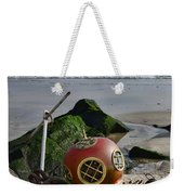 Nautical Collection Found On The Beach Weekender Tote Bag