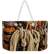 Nautical Knots 16 Weekender Tote Bag