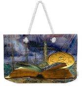 Nautical Weekender Tote Bag