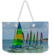 Nautical Travel Weekender Tote Bag