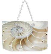 Nautilus 2by3 Weekender Tote Bag