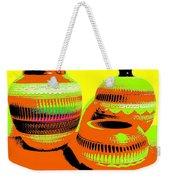 Navajo Pots Weekender Tote Bag