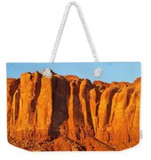 Navajo Sunrise Weekender Tote Bag