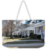 Naval Academy - Captains Row Weekender Tote Bag
