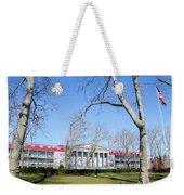 Naval Square - Philadelphia Pa Weekender Tote Bag