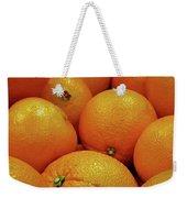 Navel Oranges Weekender Tote Bag