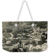 Nazareth, Palestine, C1920 Weekender Tote Bag
