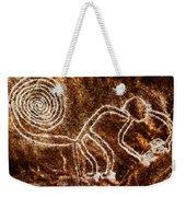 Nazca Monkey Weekender Tote Bag