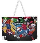 NBA Weekender Tote Bag